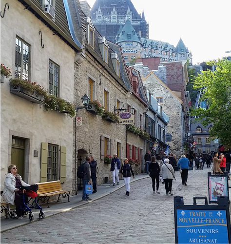 Across Canada we provide Tourism Support Services